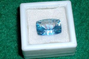 "Here is a 7.5 ct. Genuine Topaz ""Neptune's Garden"" I have for sale on OLA!"